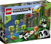 Конструктор LEGO Minecraft 21158 Питомник панд. Наши лучшие предложения