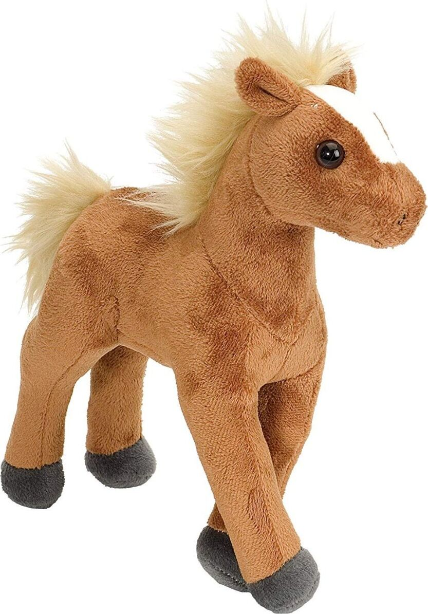 Мягкая игрушка Wild Republic Лошадка, 23 см
