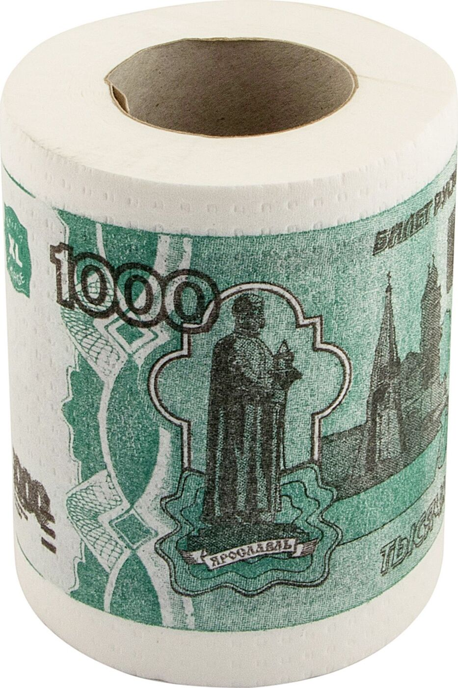 Бумага туалетная Эврика 1000 рублей телефон за 1000 рублей