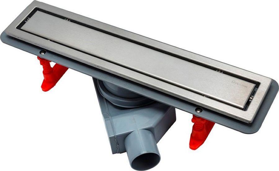 Фото - Душевой лоток Pestan Confluo Premium Line 450, 13100002, серый трап для душа pestan confluo standard square 2