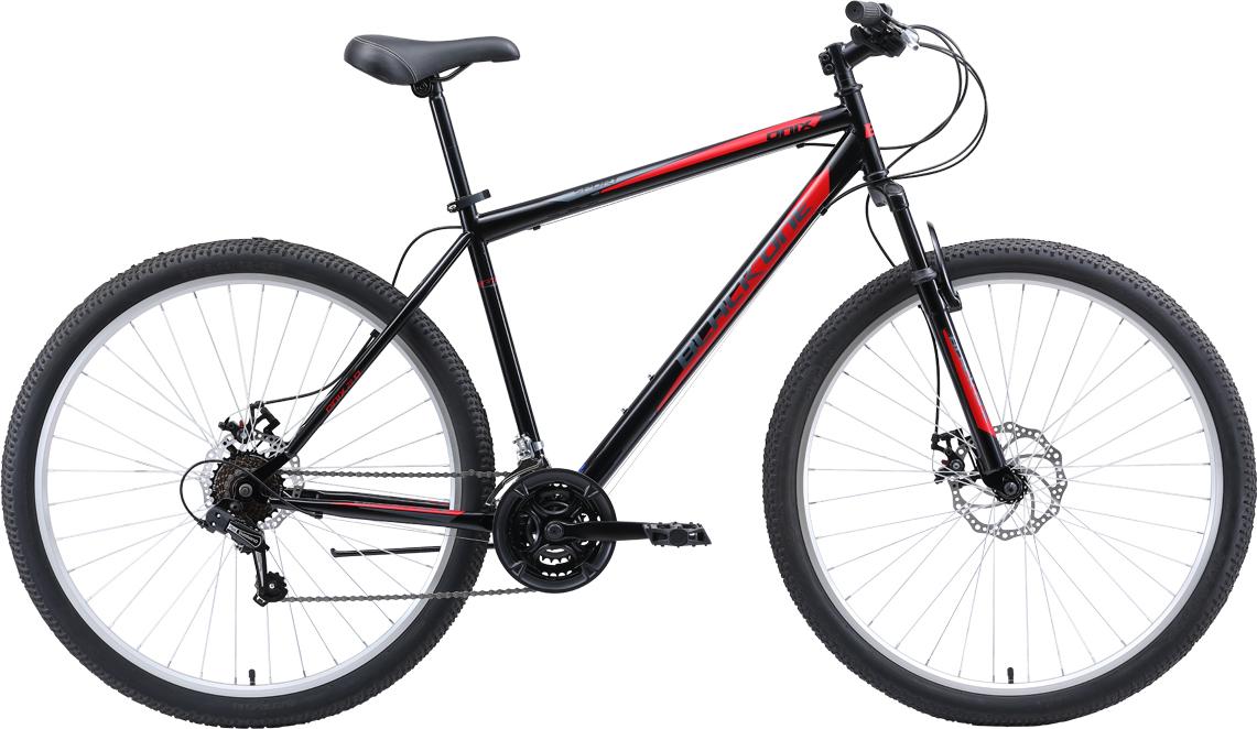 BLACK ONE Onix 29 D 2020 22 чёрный/красный/серый