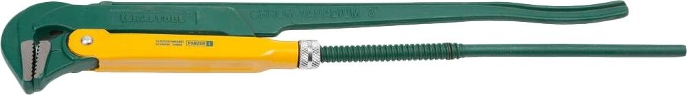 Ключ трубный рычажный KRAFTOOL 2734-30_z01 ключ kraftool трубный тип panzer l прямые губки cr v сталь цельнокованный 1 330 мм