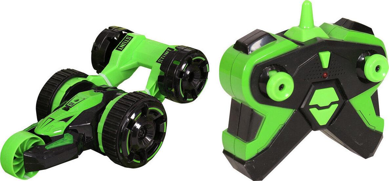 Машинка Шторм, радиоуправляемая, 5 колес Зеленый