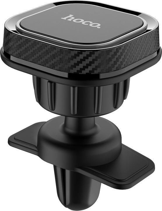 Держатель автомобильный HOCO CA52 Intelligent для смартфона на магнитах ,черный