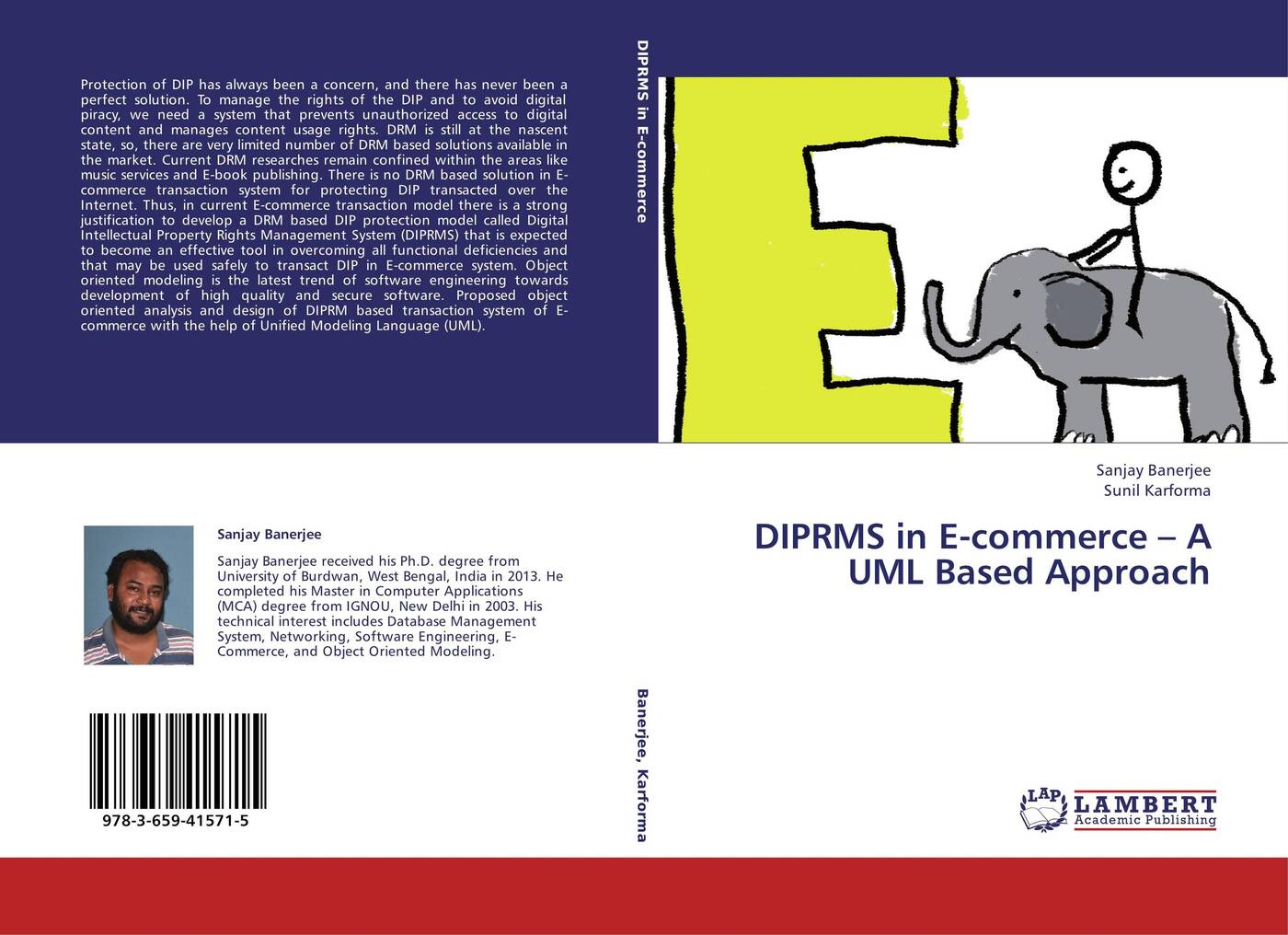 Sanjay Banerjee and Sunil Karforma DIPRMS in E-commerce - A UML Based Approach 10pcs ta7666p dip16 ta7666 dip new and original ic free shipping
