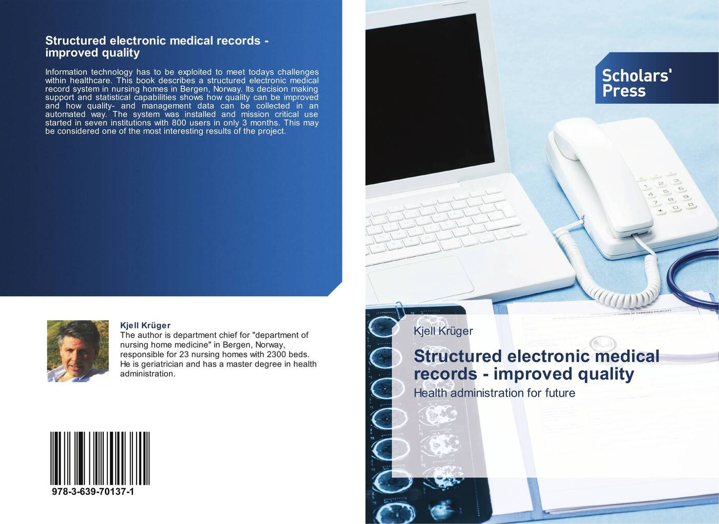 Kjell Krüger Structured electronic medical records - improved quality блуза be in be in mp002xw1apm5