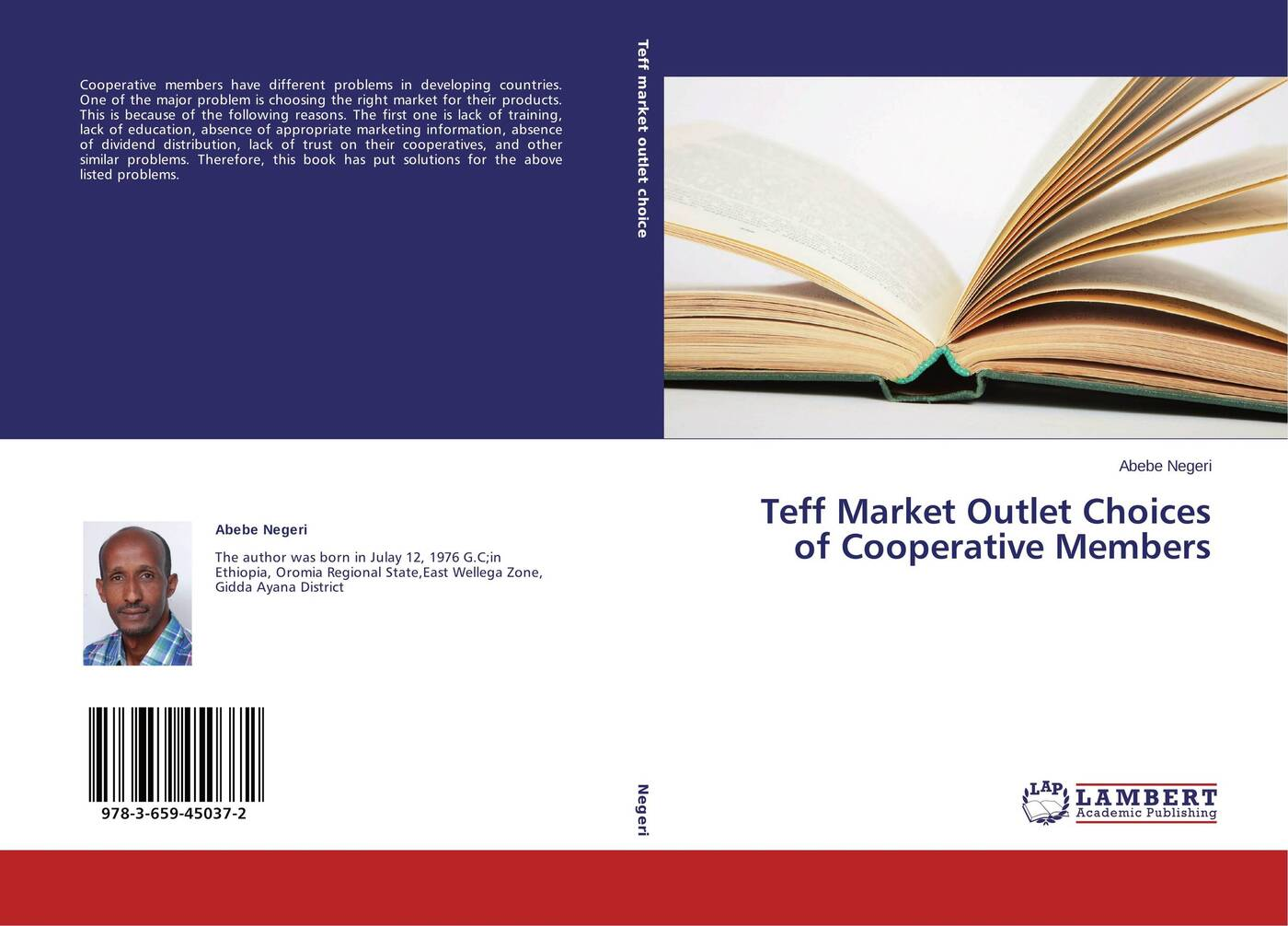 Abebe Negeri Teff Market Outlet Choices of Cooperative Members steven engels similar solutions to similar problems