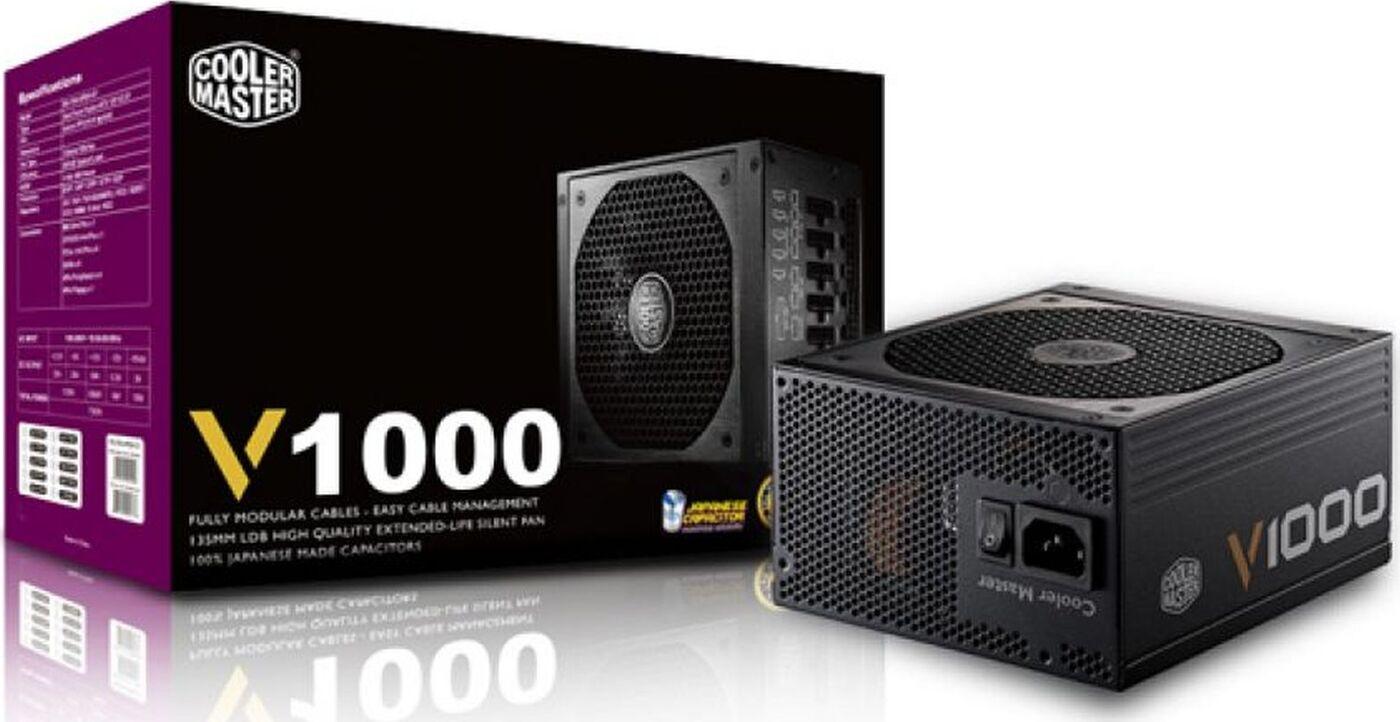 Блок питания Cooler Master VANGUARD 1000W