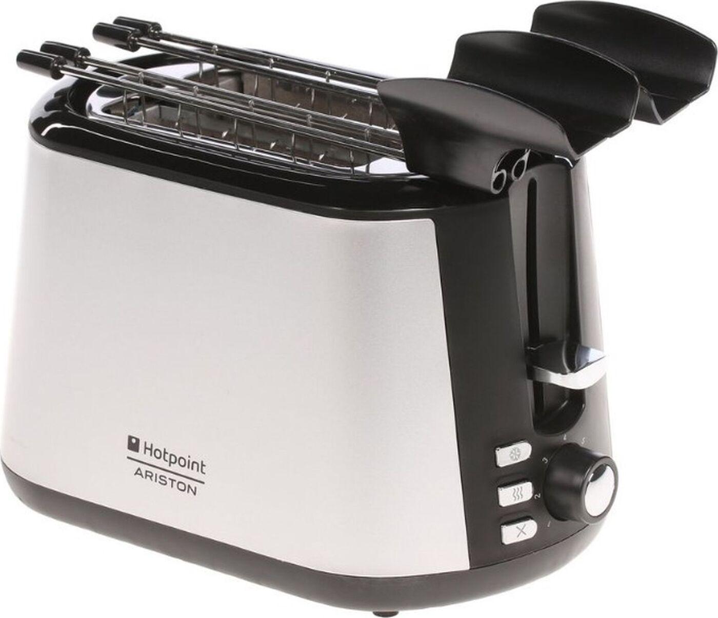 Тостер Hotpoint-Ariston TT 22M DSL0 тостер moulinex tt 110232