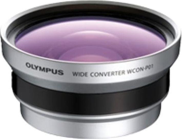 Конвертер Olympus WCON-P01, серебристый, черный