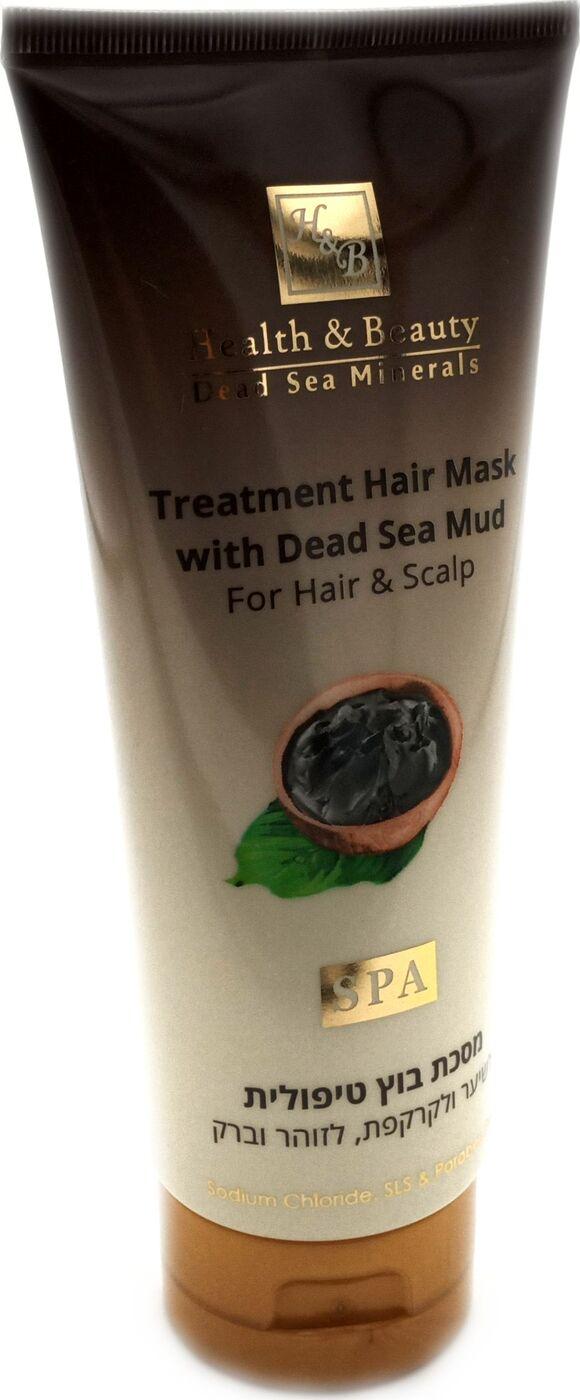 Маска для волос и кожи головы с минералами Мертвого моря Health & Beauty