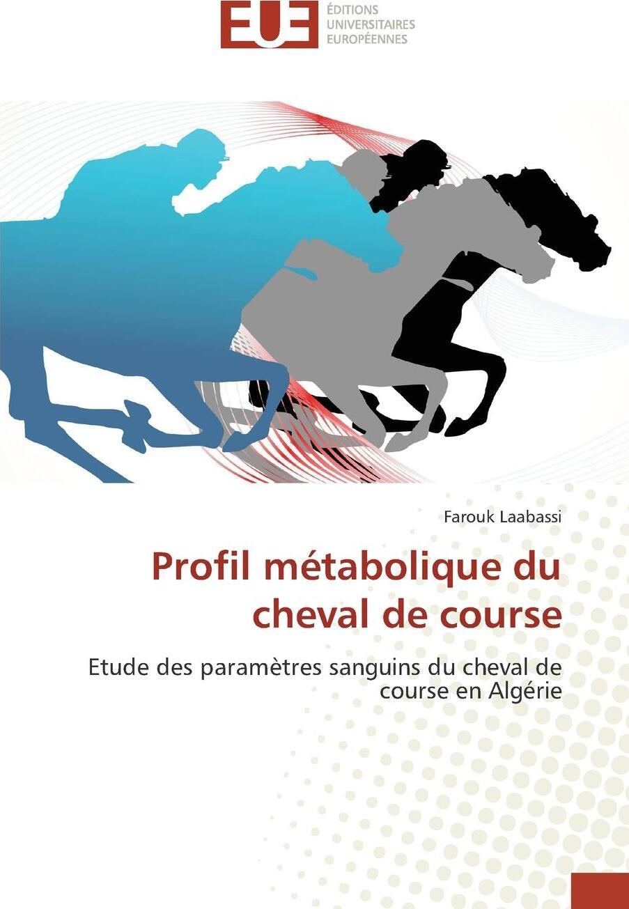 Profil metabolique du cheval de course