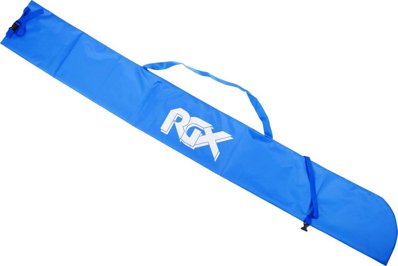 Чехол для одной пары лыж с палками RGX SB-001 синий 185 см.