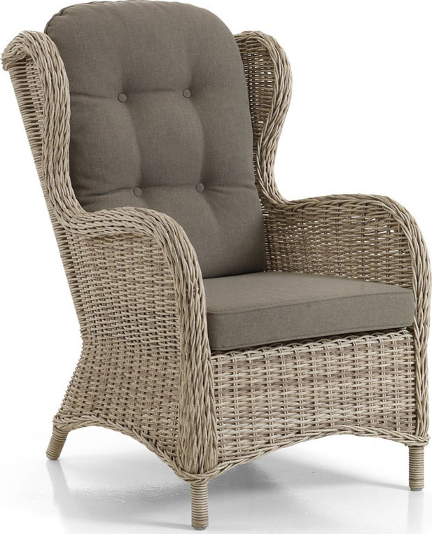 Плетеное кресло EVITA, BRAFAB