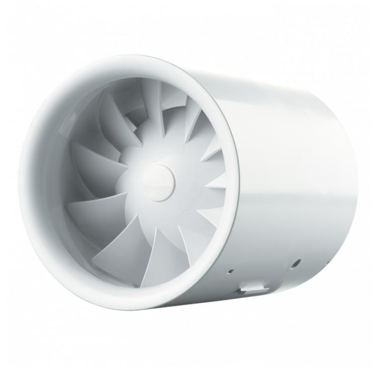 Вытяжка для ванной диаметр 125 мм Blauberg Ducto 125 Как правило, такая линейка используется постоянной...