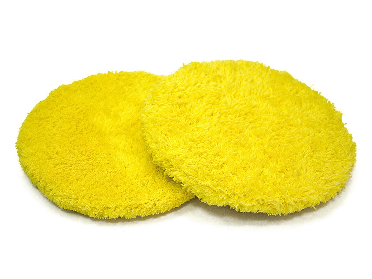 Чистящие салфетки Hobot-198/188 (комплект из 12 шт., желтые) Салфетки из микрофибры 12 штук. для...