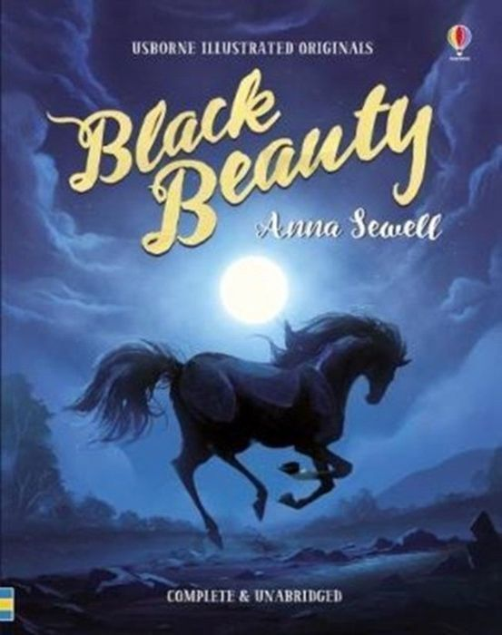 Anna Sewell. Black Beauty | Сьюэлл Анна