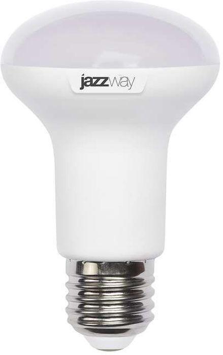 Лампочка Jazzway PLED-SP R63, Теплый свет 8 Вт, Светодиодная