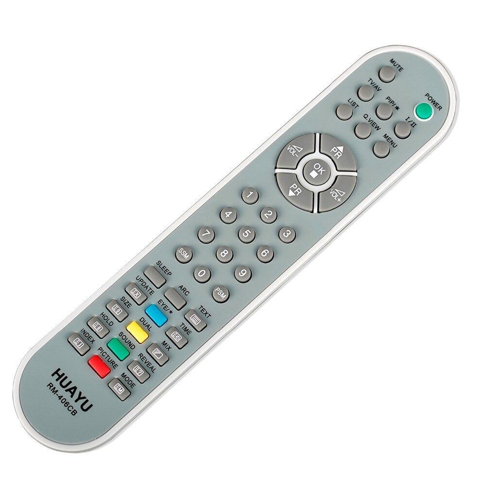 Пульт универсальный Huayu RM-406CB для LG TV