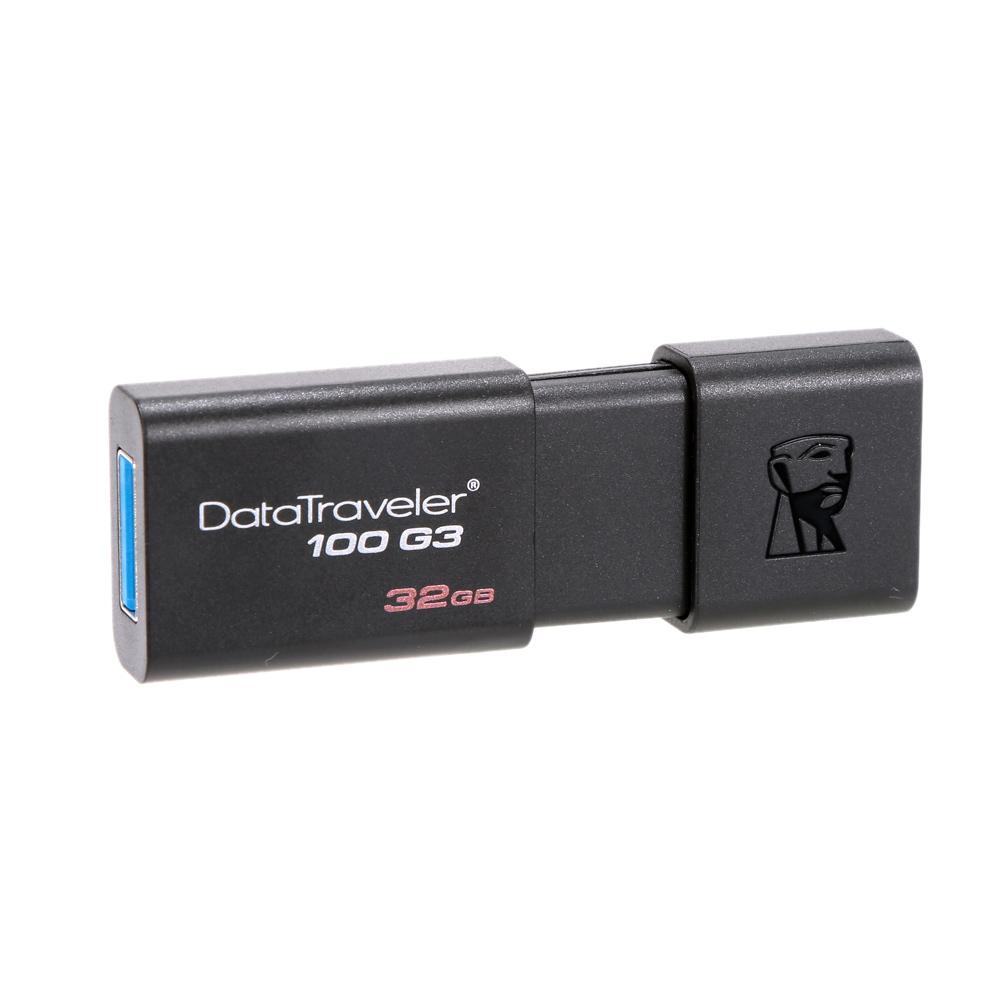 USB-флеш-накопитель 32GB Kingston высокоскоростной DT 100 G3