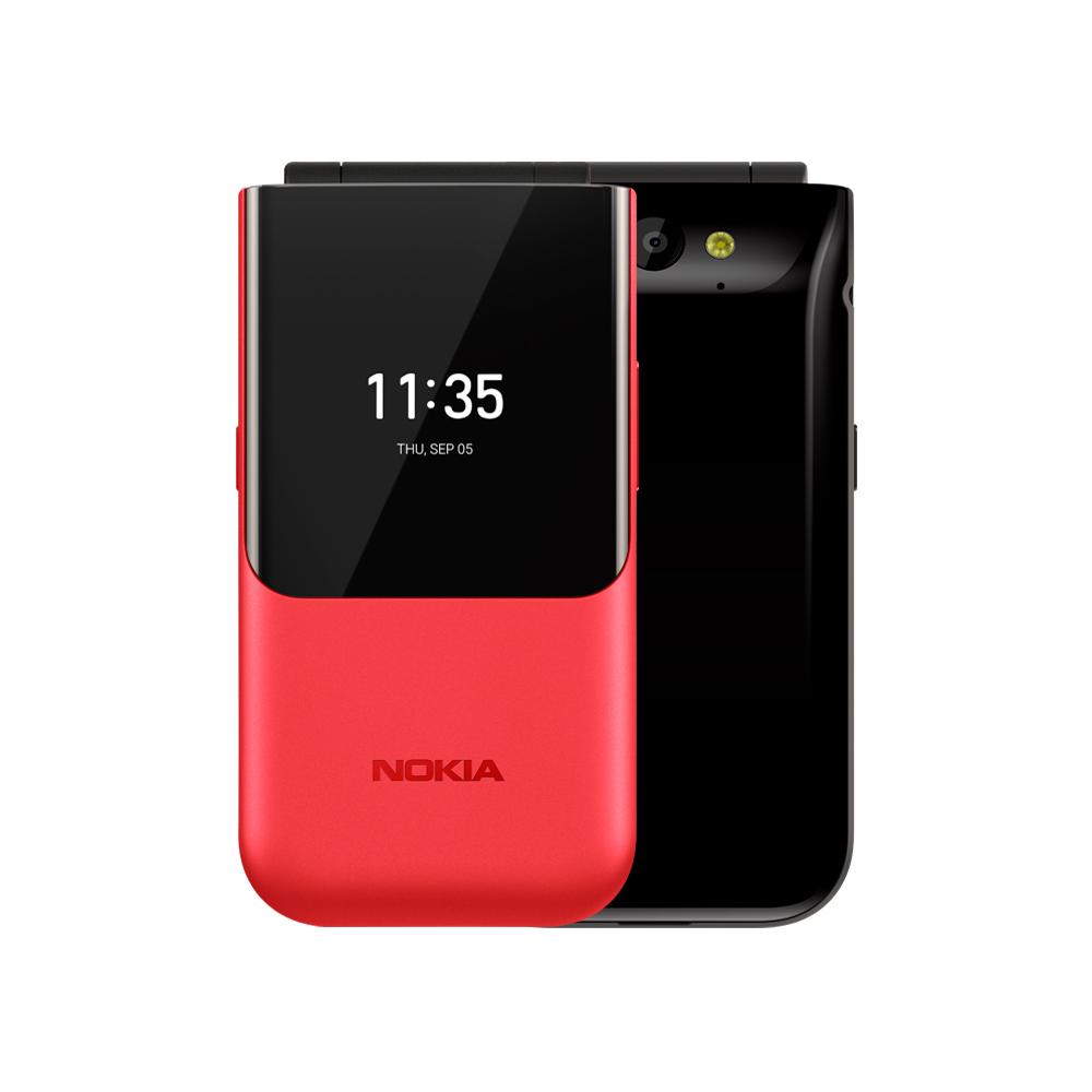 Мобильный телефон Nokia 2720 DS Red
