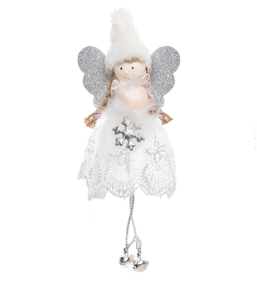 фонда рассказали, рождественские подвески ангелы картинки вам