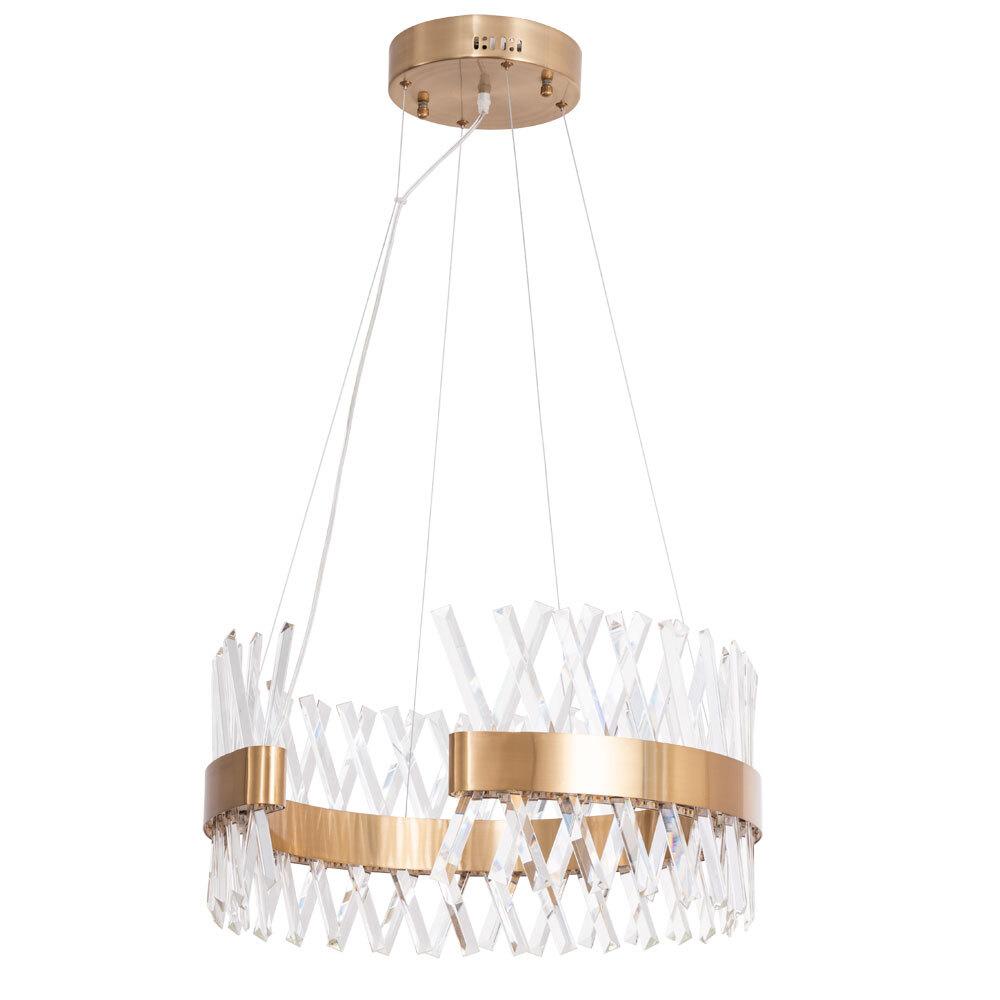 Потолочный светильник Divinare CORONA 1685/01 SP-1, LED, 70 Вт