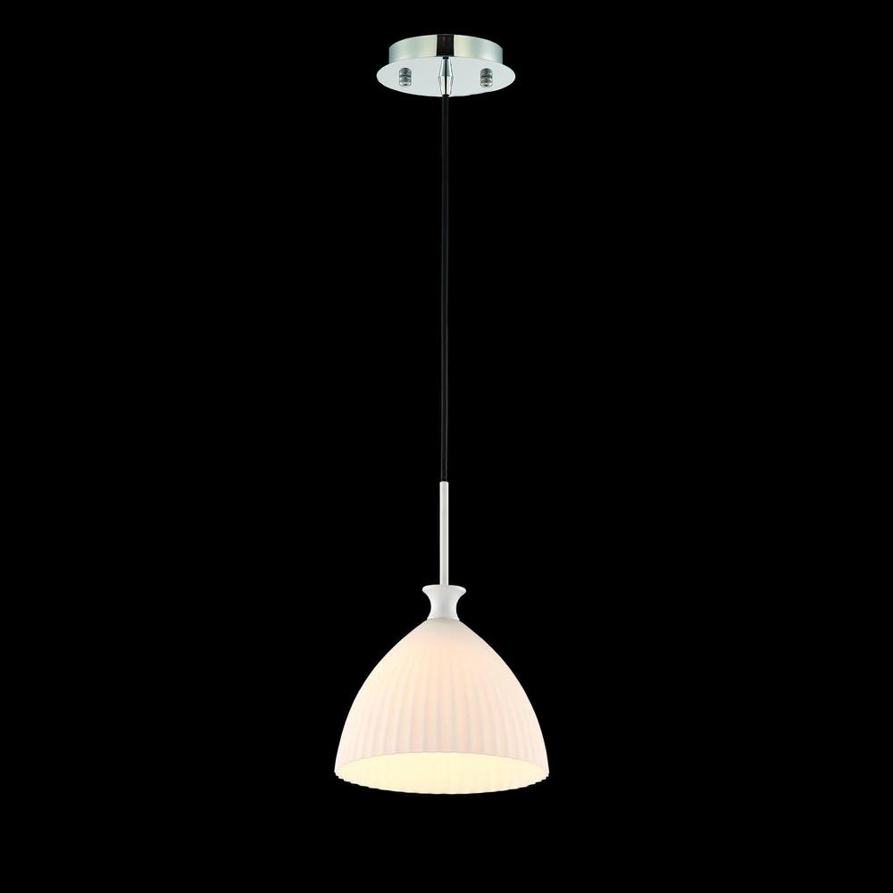 Потолочный светильник Maytoni Canou P702-PL-01-W, E27, 40 Вт