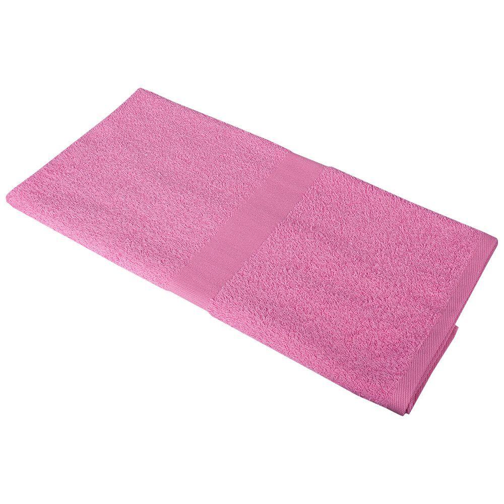 Полотенце махровое Soft Me Medium, розовое