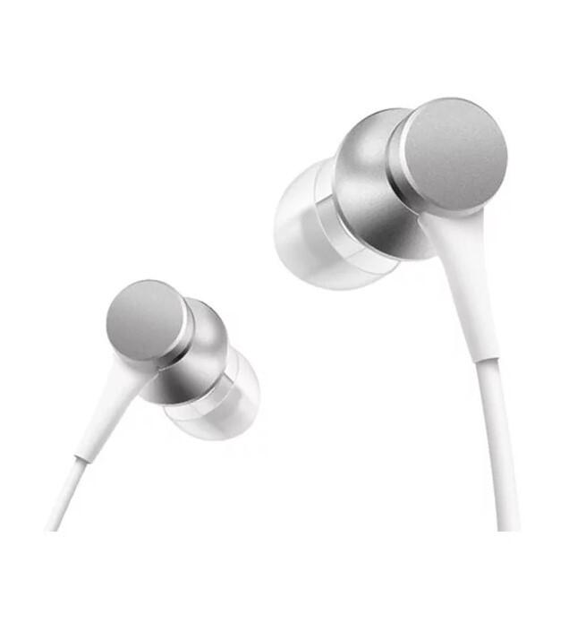 Наушники Xiaomi Mi-in-Ear Headphones Basic,  Matte Silver