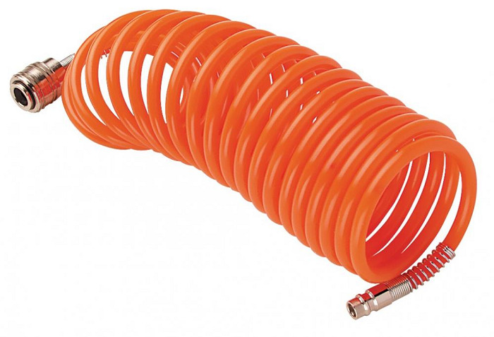 Шланг спиральный Zitrek 5*8* 5м. РЕ