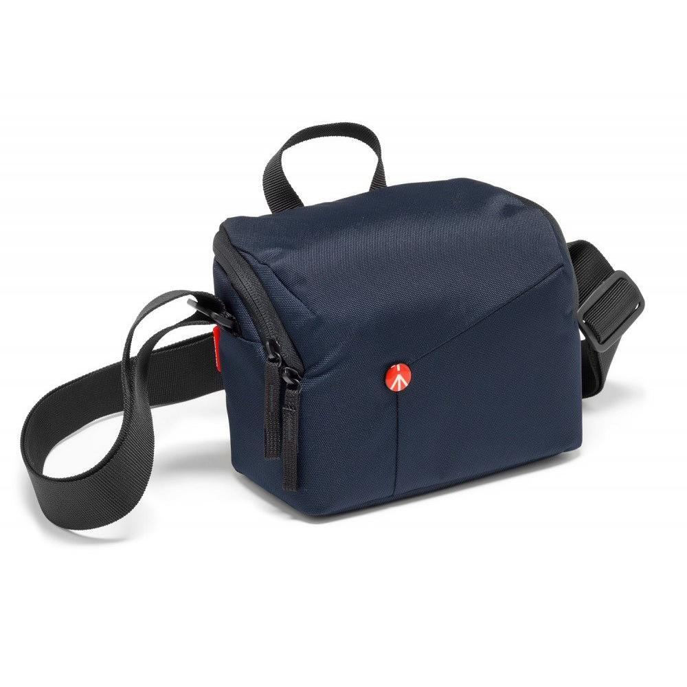 Manfrotto shoulder bag NEXT collection 2L compact blue MB NX-SB-IBU-2