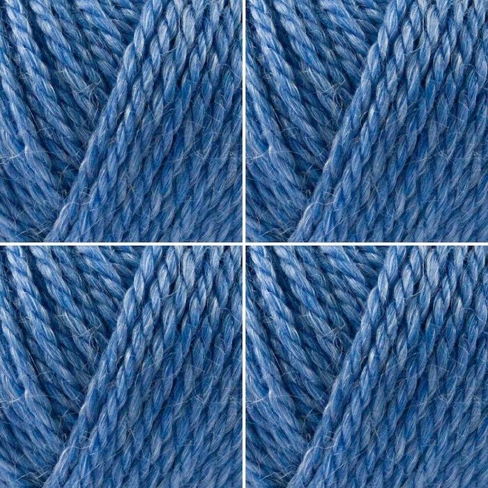 No. 6 Organic Wool+Nettles (Органическая Шерсть+Крапива)