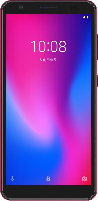 zte смартфон zte blade a3 2020 1/32gb  1/32gb, красный. уцененный товар