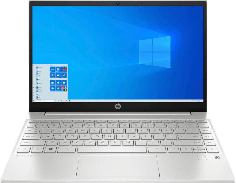 "13.3"" ноутбук hp pavilion 13-bb0018ur, intel core i3-1115g4 (3.0 ггц), ram8 гб, ssd 256 гб intel iris xe graphics, windows 10 home, (2x2m4ea), серебристый"