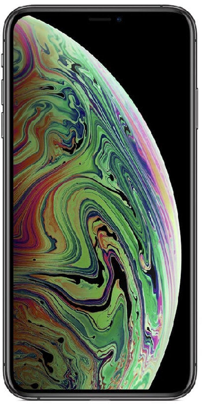 "смартфон apple iphone xs max ""как новый""  512gb, серый"
