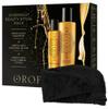 Orofluido Overnight Beauty Ritual Pack - Набор Ночной Ритуал Красоты с Эликсиром для Волос - изображение