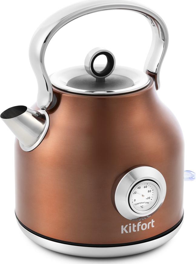 Электрический чайник Kitfort Чайник электрический Kitfort КТ-673-5  #1