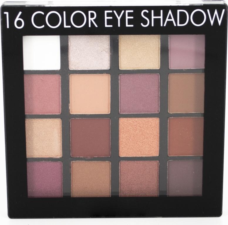 Палетка косметическая EB7088-A Romantic Color #1