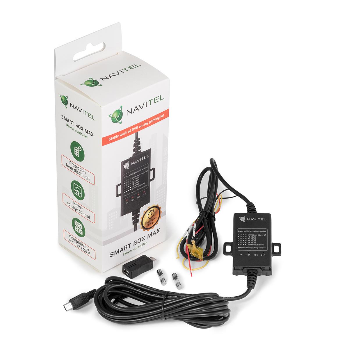 Контроллер питания Navitel Smart Box MAX #1