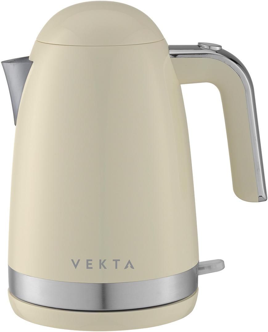Электрический чайник Vekta KMC-1508, бежевый #1