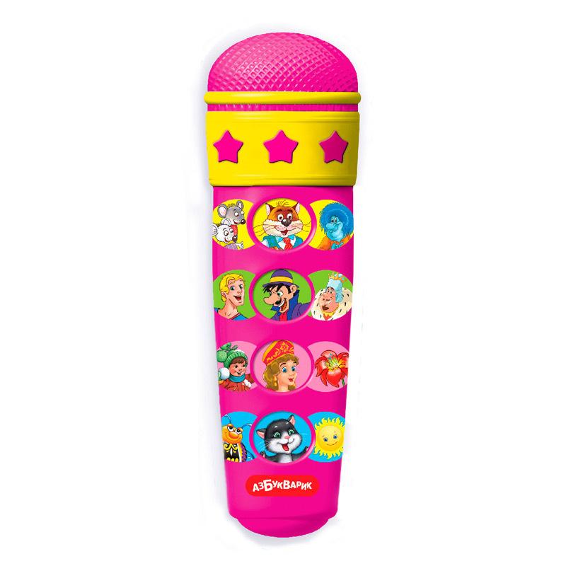 Азбукварик Микрофон караоке Стань звездой!  #1