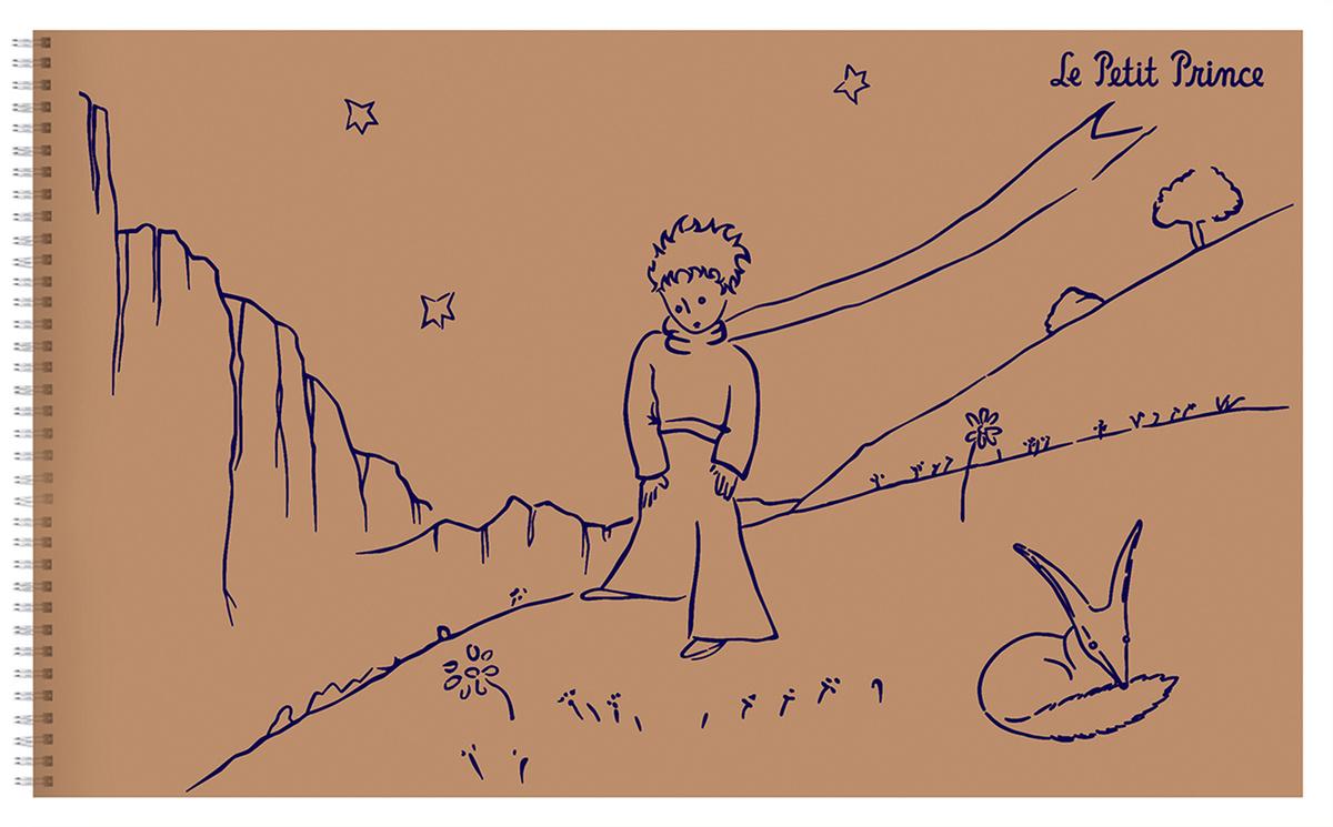 Маленький принц. Альбом для зарисовок 1 | Нет автора #1