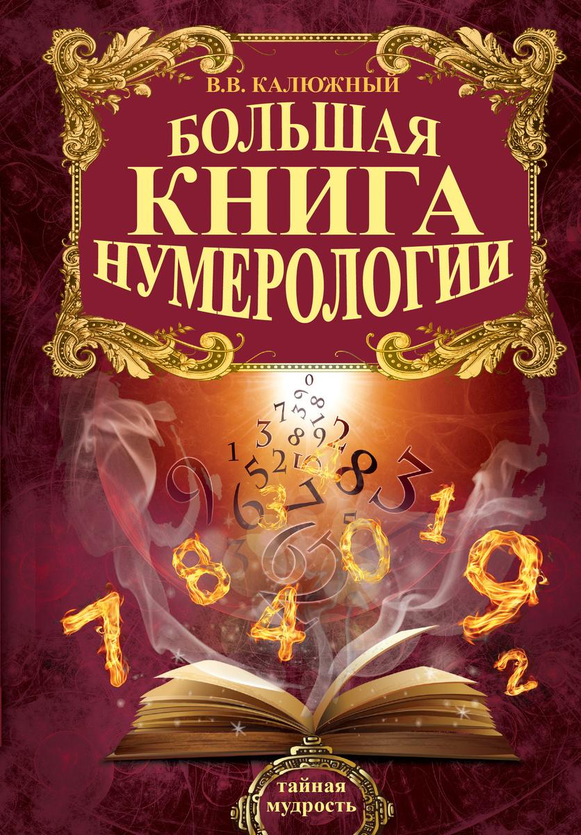 Большая книга нумерологии | Калюжный В. В. #1