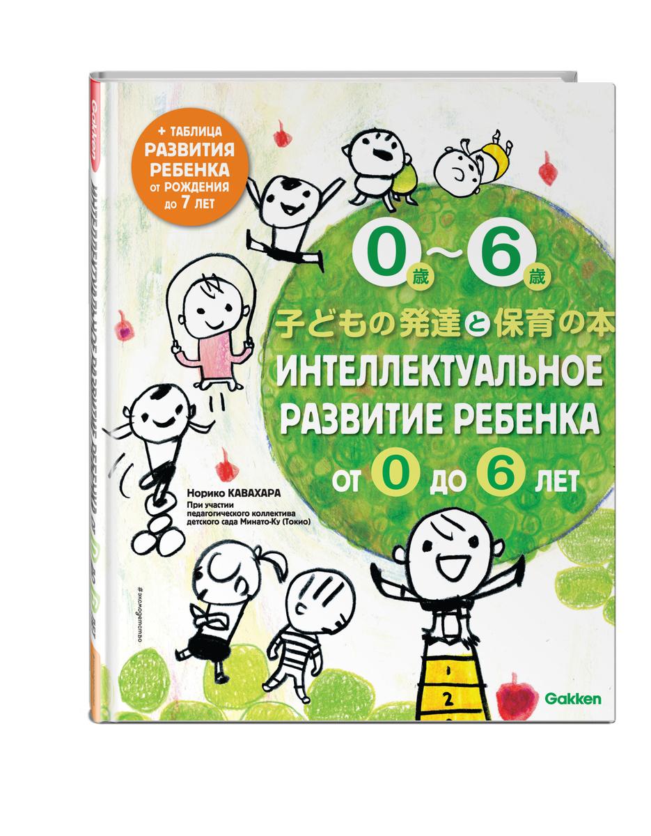 Интеллектуальное развитие ребенка от 0 до 6 | Кавахара Норико  #1