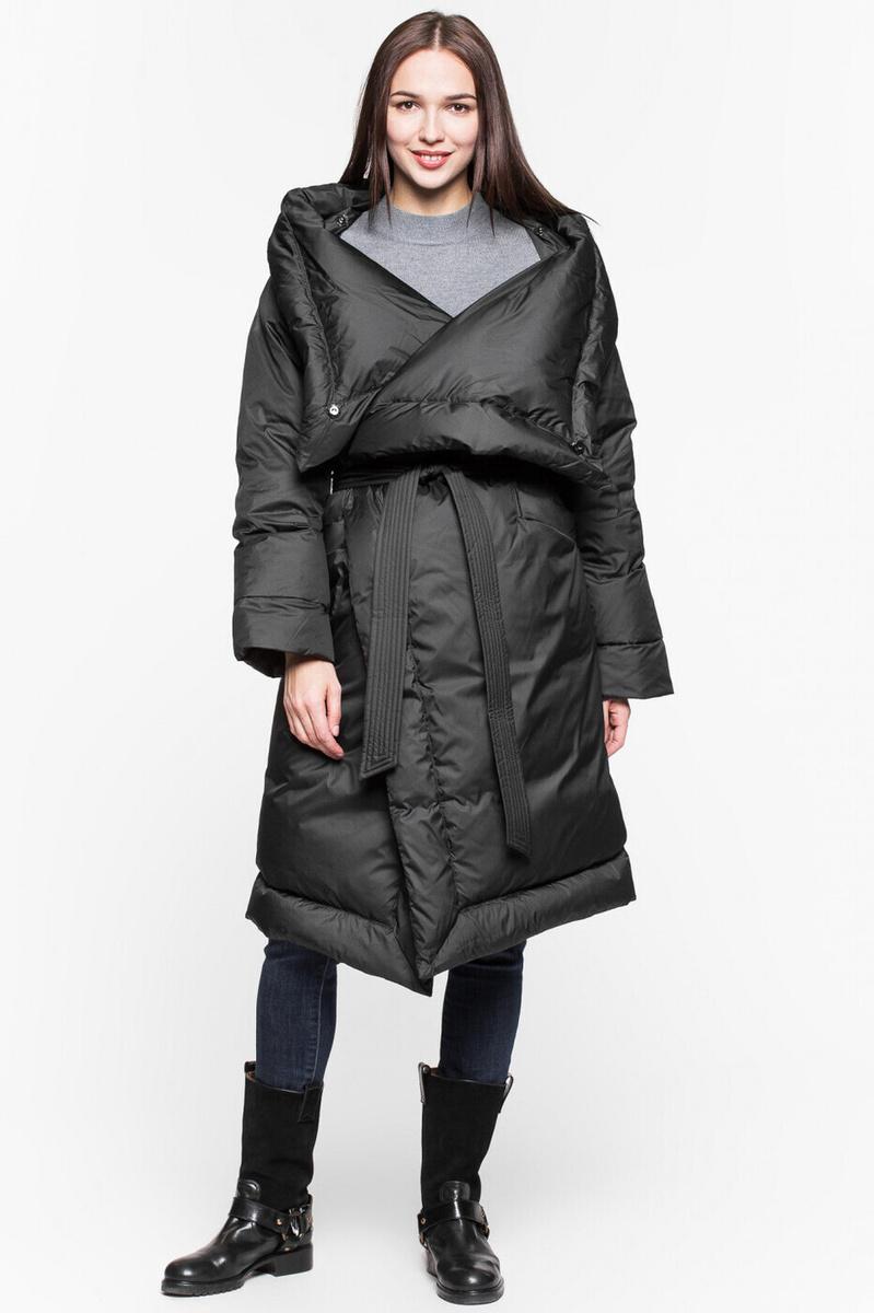 Пальто пуховое ODRI #1