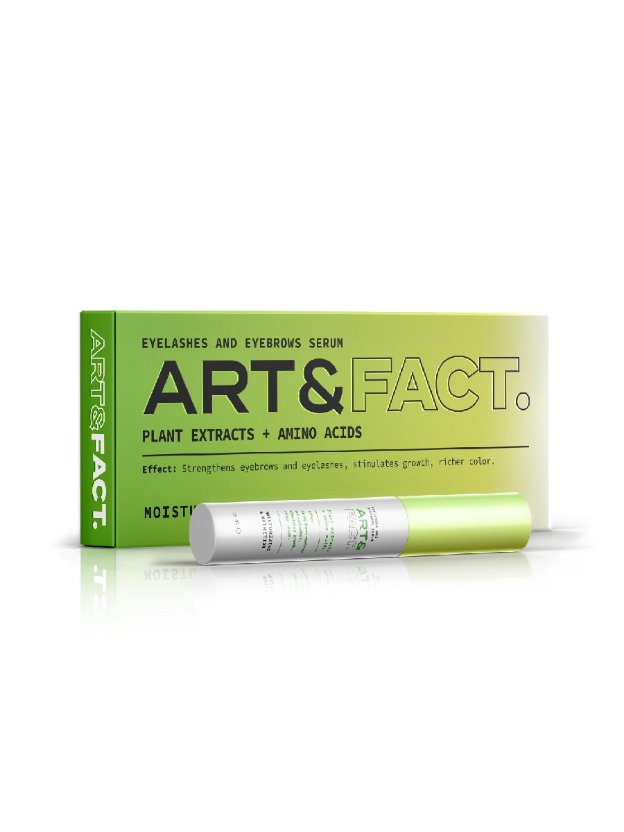 Сыворотка - активатор роста ресниц и бровей с растительными экстрактами и аминокислотами.  #1