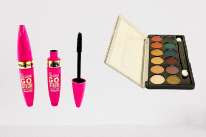 SN SHOP Профессиональная палетка теней, 12 цветов + тушь для ресниц в подарок!  #1