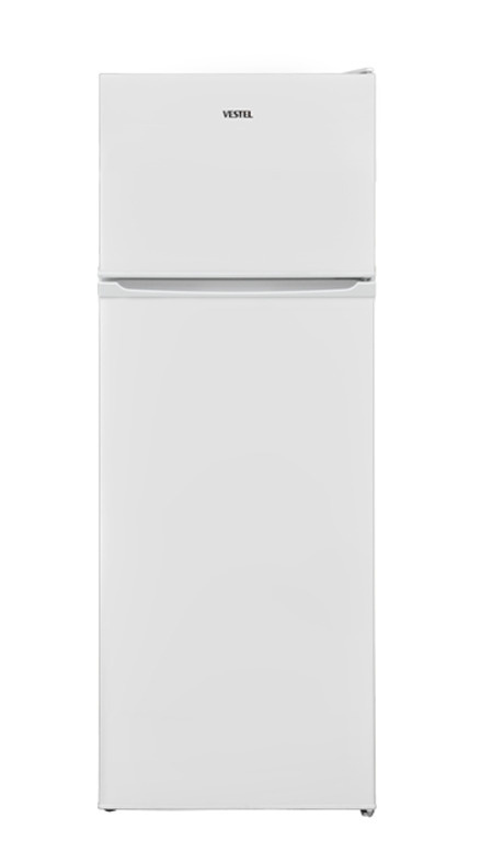 Холодильник Vestel VDD144VW, белый #1