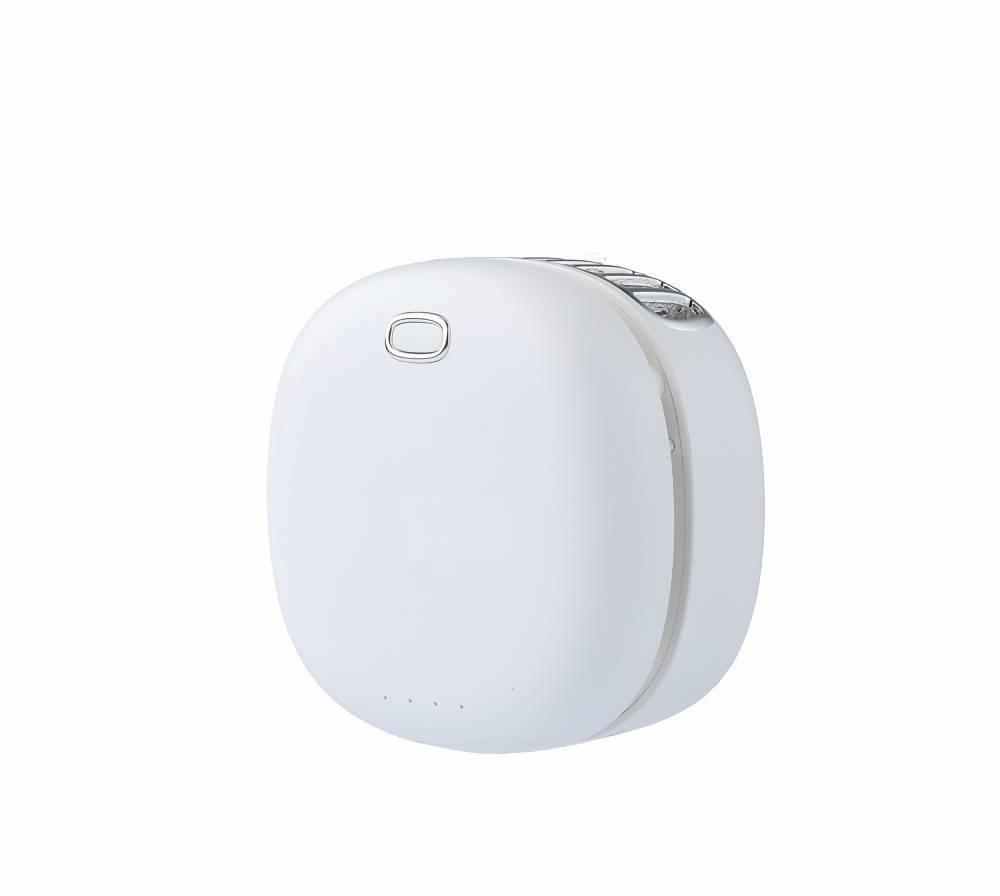 Подвесной, Настольный вентилятор EcoHitek Мини-вентилятор Flair, белый  #1